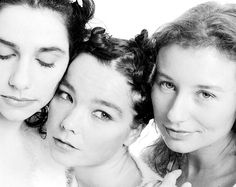 PJ Harvey, Björk and Tori Amos