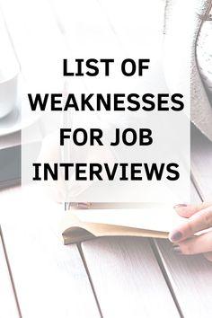 Behavioral Interview Questions, Interview Answers, Interview Skills, Job Interview Tips, Job Interviews, Difficult Interview Questions, Job Resume, Resume Tips, Job Interview Weakness