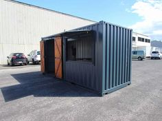 Storage Container Barn Luxury A Shipping Container Cafe or Pop Up Cafe is A Great Way to Make