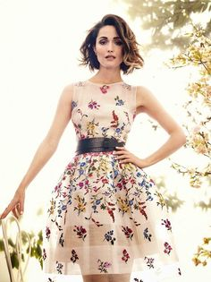 """La Vie En Rose"" Rose Byrne by David Slijper for C California Style Magazine May 2015"