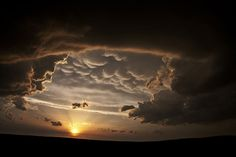 Camille Seaman | Under the Anvil, Looking West - Presho South Dakota, USA, June 2011 (2011) | Available for Sale | Artsy