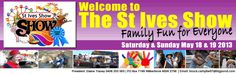 The St Ives Show - The North Shore's Premier Family Event