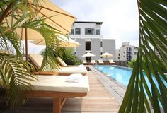 New for July: Cabochon Hotel in Bangkok