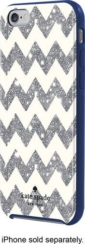 WOW! this case is so stunning by Kate Spade! Chevron is one of my favorite patterns! Love this case! <3