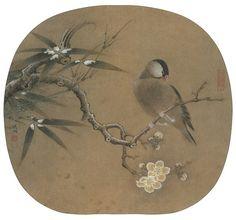 View album on Yandex. Chinese Painting, Chinese Art, Pastel, Views Album, Photo Wall, Birds, Beautiful, Yandex, Illustrations