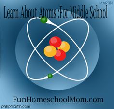 Learning Abut Atoms for Middle School Science