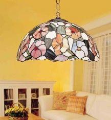 Lampade di soffitto Tiffany : collezione TRADICION