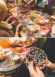 Make Your Own Dreamcatcher Crafting Night