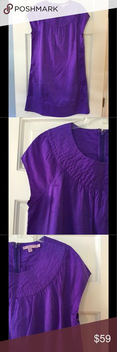 "Calypso St. Barth silk dress Pockets. Back zip entry.  100% silk. Dry clean.  Underarm across 19"". Length 36"".  Excellent condition. EUC.  Smoke free and pet free. Calypso St. Barth Dresses"