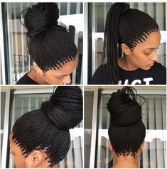Blonde Brown Black Box Braided Lace Front Wigs with Baby Hair Synthetic Fiber Wigs Thick Full Hand Synthetic Hair Micro Havana Twist Wigs - Cheveux 2019 Box Braids Hairstyles, Havana Twist Hairstyles, Braids Wig, My Hairstyle, Black Hairstyles, Hairstyles Videos, Protective Hairstyles, Cornrows, Protective Styles