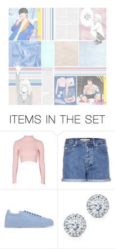 """""""Baby, you are just, just right (3)"""" by triple-threat36 ❤ liked on Polyvore featuring art, youngjae, GOT7, choiyoungjae and IGOT7"""