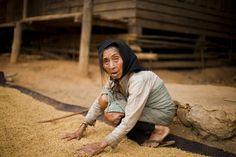 Rice farmer, Laos, by Bruno Feder -- National Geographic Your Shot