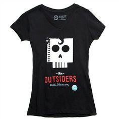 The Outsiders shirt