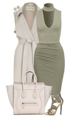 Olive Green ensemble #olivegreen
