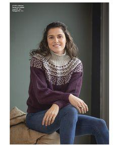 "2112-6 ""Julianne""-genser Norway, Vikings, Turtle Neck, Sweaters, Fashion, Threading, The Vikings, Moda, Fashion Styles"