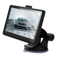 Nice New GB HD Screen Car GPS Navigation Navigator SAT NAV Free - Gps with europe and us maps