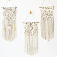 Macrame Wall Hanging Patterns, Macrame Hanging Planter, Large Macrame Wall Hanging, Macrame Plant Hangers, Tapestry Wall Hanging, Curtain Hanging, Hanging Planters, Macrame Wall Hangings, Free Macrame Patterns
