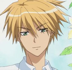 His hair is abfab😜 - Kaichou wa Maid-sama! Anime Boys, Hot Anime Guys, Maid Sama Manga, Usui Takumi, Anime Boyfriend, Anime Nerd, Kaichou Wa Maid Sama, Avatar, Manga Love