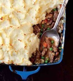 Recipe for Shepherd's Pie - Real Food - MOTHER EARTH NEWS