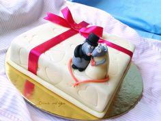 Mouse Wedding Cake http://dinavilaga.blogspot.hu/2013/09/egerkes-menyasszonyi-torta-carol-deacon.html