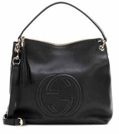 c9451f51eea Soho leather shoulder bag | Gucci Gucci Schoenen, Gucci Handtassen, Gucci  Handtassen, Gucci
