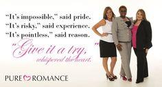 Pure Romance by Katie   Join my team!  $50 product bonus   Work from home.  PureRomancebyKatieW@gmail.com 404.316.4286 #prgotogirl http://www.pureromance.com/katiewestervelt Professionista Pin to Win!