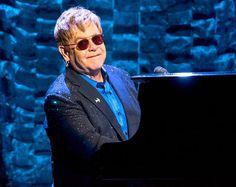 Elton John Cancels C