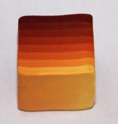 polymer clay sunset blend3