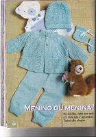 PONTOS E ENTREMEIOS: Roupinhas de bebê