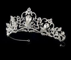 Shop our best value Gold Quinceanera Tiaras on AliExpress. Check out more Gold Quinceanera Tiaras items in Jewelry & Accessories, Home & Garden! And don't miss out on limited deals on Gold Quinceanera Tiaras! Royal Tiaras, Tiaras And Crowns, Rhinestone Wedding, Silver Rhinestone, Chambelanes, Quinceanera Tiaras, Fairytale Bridal, Pageant Crowns, Wedding Tiaras