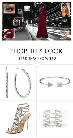 """Prom Dress: Clint Barton"" by chesney-kuper ❤ liked on Polyvore featuring Michael Kors, Bling Jewelry, Sergio Rossi and Charlotte Tilbury"