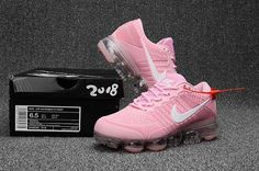 Nike MAX 2018 KPU Top Air Max Running Shoes Women Pink Red White 36-40