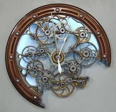 Exotic Clocks And Watches Time Does Not Exist Wall Graffiti Today We Look At Various Means To Tell The A Fleeting Continuum