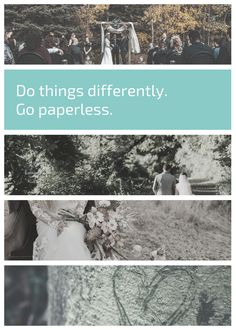 Go paperless for your wedding and have a zero waste wedding. Planning a sustainable wedding? Go for the eco friendly wedding option. Be our Guest has over 40 features for your wedding. Wedding Bride, Wedding Events, Our Wedding, Wedding Games, Wedding Planning, Sustainable Wedding, Just Engaged, Quirky Wedding, Bridal Looks