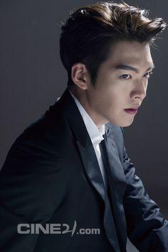 Kim Woo Bin -