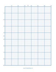 Download The Graph Paper Template   Inch Grid From Vertex