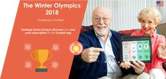 Congratulations to @Heritage_Senior in Monona who win one year subscription to Scarlett app !  #olympics #seniorcare #braingames #memorycare #braintraining #seniors  https://www.dynseo.com/en/brain-training-apps/scarlett-the-alzheimer-app/?utm_campaign=crowdfire&utm_content=crowdfire&utm_medium=social&utm_source=pinterest