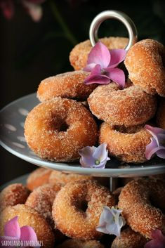 Donuts, Spanish Food, Sweet Bread, Sin Gluten, Doughnut, Food Photography, Food And Drink, Tasty, Sweets