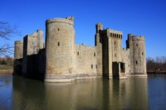 Bodiam castle...one of many dream sites I wish to see