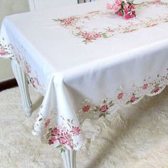 Tablecloth 3E29# eco friendly satin embroidery floral table cloth square high quality handmade hollow out coffee tablecloths-in Table Cloth from Home & Garden on Aliexpress.com | Alibaba Group
