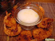 Red Lobster's Parrot Bay Coconut Shrimp and Pina Colada Sauce Recipe! Haven't tried it yet but it sounds delish!