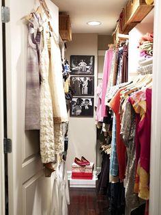 Small Walk in Closet Ideas | small walk in closet layout | narrow walk in closet ideas | small square walk in closet ideas