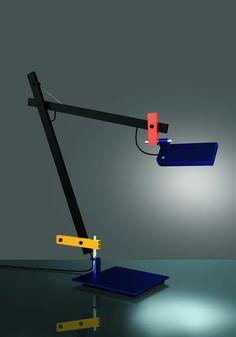Artemide Lotek LED Desk Lamp