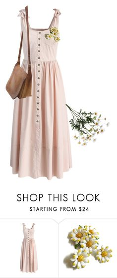 """""""Some very hot day, countryside"""" by thewitchishere ❤ liked on Polyvore featuring Chicwish, Coach and country"""