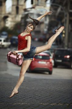 Dancing in the Streets by Christos Lamprianidis