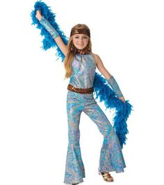 reminds me of my hippie costume last year lol Disco Costume Diy, 70s Costume, Cowgirl Costume, Hippie Costume, Queen Costume, Halloween Costumes, Abba Costumes, Girl Costumes, Costume Ideas