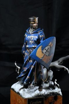 Medieval Knight, Medieval Armor, Knight Models, Warhammer 40k Figures, Fantasy Miniatures, 28mm Miniatures, Classical Antiquity, Knight Art, Military Figures