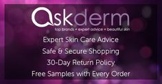 Skin Care Products | askderm