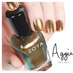 Zoya Aggie from the Flair Collection
