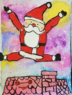 Dancing Santa Dancing Santa, Snoopy, Artists, Dance, Artwork, Fictional Characters, Dancing, Work Of Art, Auguste Rodin Artwork